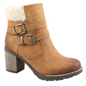 Eva Ladies Winter Boots 👢
